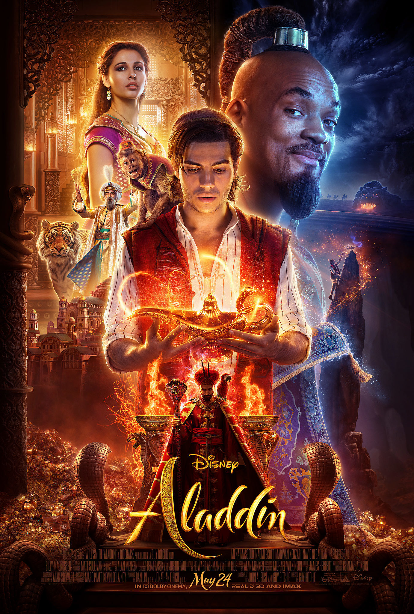 My Thoughts on the Live-Action Aladdin Movie